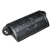Cast Iron Cup Handle 'Underground'