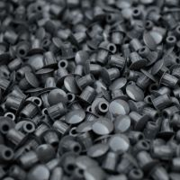5mm Blanking Caps (Graphite Grey) - Pack of 100