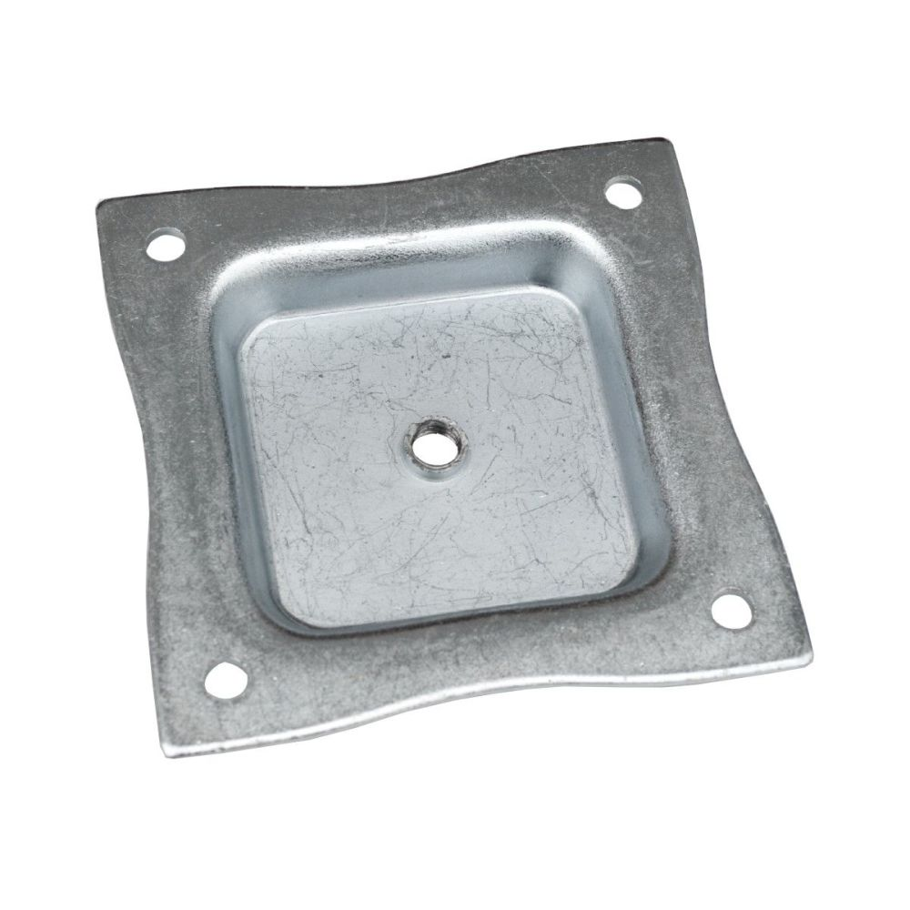 Large Level Fixing Plate for Tapered Legs (Screws Included)