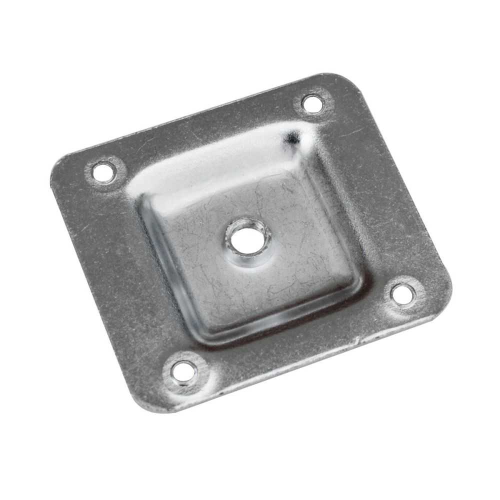 Small Level Fixing Plate for Tapered Legs (Screws Included)