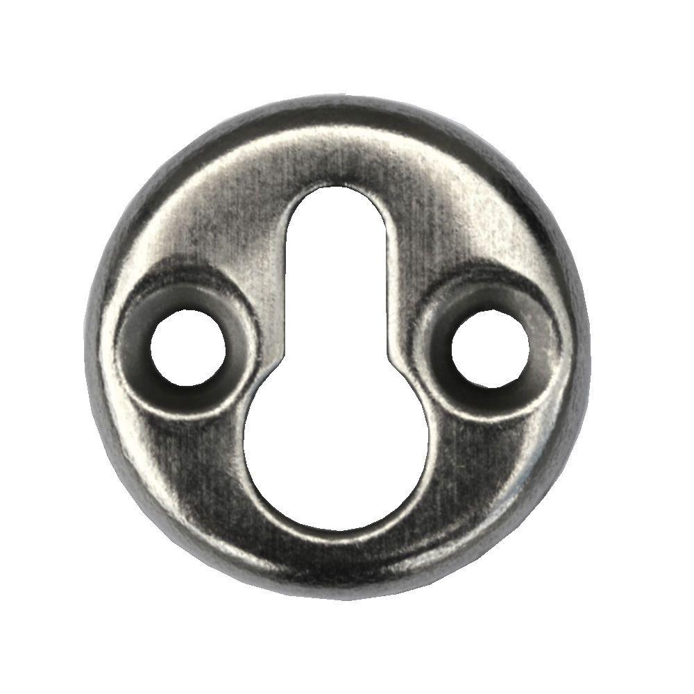 Keyhole-Style Steel Mirror Bracket - Box of 500