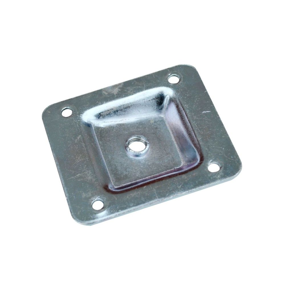 Small Angled Fixing Plate for M8 Bolt (Screws Included)