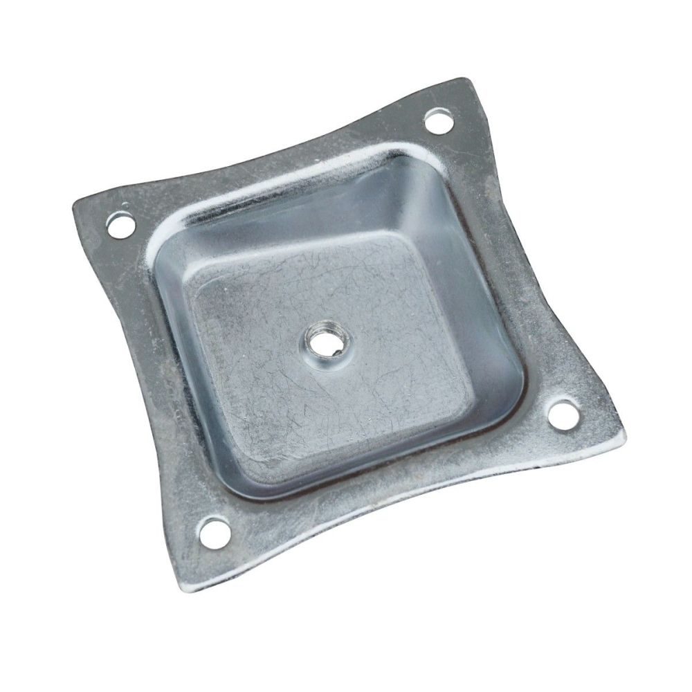 Large Angled Fixing Plate for M8 Bolt (Screws Included)