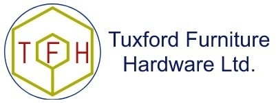 Tuxford Furniture Hardware, site logo.