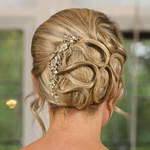 Bridal Hairstyling by Alison Martin, Photography by SKL Photography