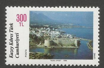 North Cyprus Stamps SG 232 1988 300TL - MINT