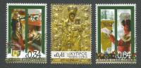 Cyprus Stamps SG 1383-85 2015 Christmas - MINT