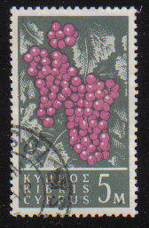 Cyprus Stamps SG 212 1962 Definitive Views 5 Mils - USED (c953)