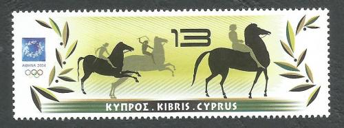 Cyprus Stamps SG 1075 2004 13c - MINT