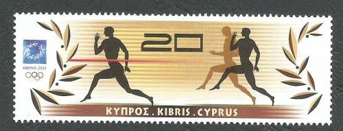 Cyprus Stamps SG 1076 2004 20c - MINT