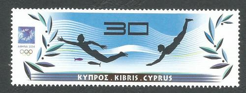 Cyprus Stamps SG 1077 2004 30c - MINT