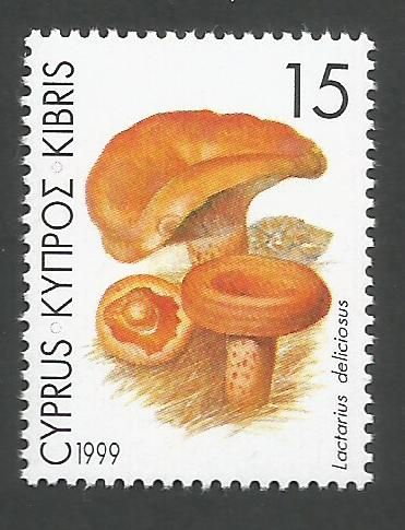 Cyprus Stamps SG 966 1999 15c - MINT