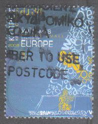 Cyprus Stamps SG 1191 2009 34c - USED (h308)