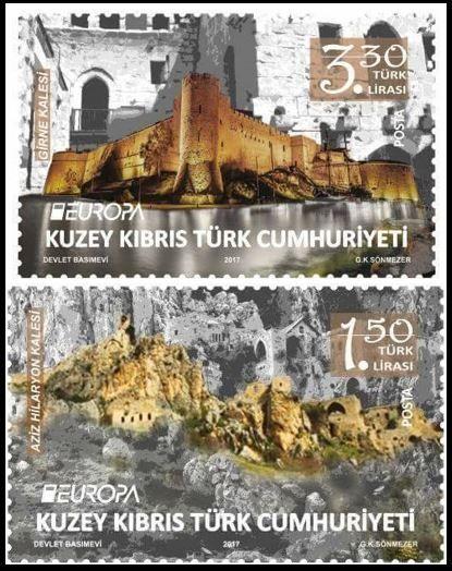 North Cyprus EUROPA 2017 - Castles