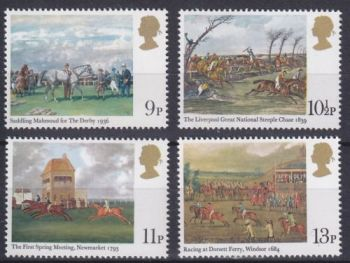 British Stamps 1979 Horse racing - MINT (k786)