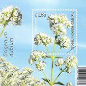 Cyprus 2013 Aromatic Stamps MS - Oregano