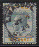 Cyprus Stamps SG 086 1923 Ten Paras - USED (d735)