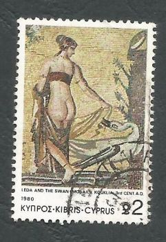 Cyprus Stamps SG 558 1980 £2.00 - USED (L204)