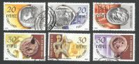 Cyprus Stamps SG 1038-43 2002 Europhilex - USED (L358)