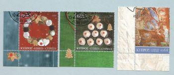 Cyprus Stamps SG 2020 (j) Christmas - CTO USED (L386)