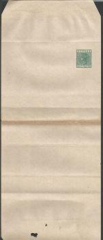 Cyprus Stamps Wrapper 1881 E2 Type Half Piastre - MINT (L575)