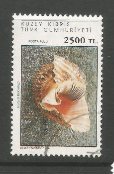 North Cyprus Stamps SG 385 1994 2500 TL - USED (L720)