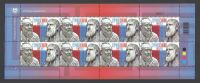 Cyprus Stamps SG 2021 (H) 50 Years of Diplomatic Relations Cyprus and China - Full Sheet MINT