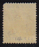 Cyprus Stamps SG 116 1924 45 piastre 3rd Defintives