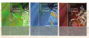 Cyprus Stamps SG 1190-92 2009 XIII Games of the Small States of Europe - USED (a936)