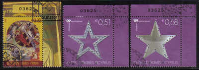 Cyprus Stamps SG 1207-09 2009 Christmas - USED (d868)