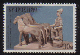 Cyprus Stamps SG 364 1971 30 Mils - MINT