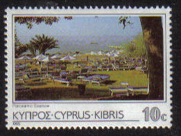 Cyprus Stamps SG 654 1985 10 cent 6th Definitives Scenes - MINT