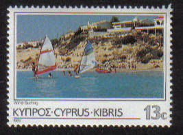 Cyprus Stamps SG 655 1985 13 cent 6th Definitives Scenes - MINT