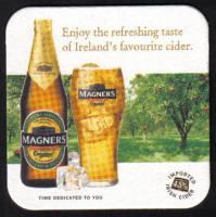Ireland Beermats Magners cider - UNUSED (z182)