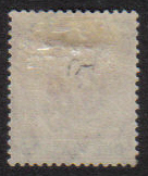Cyprus stamp SG89 1921 KGV One Piastre. SG Cat Value 25GBP. Our price 9.95GBP