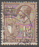Malta Stamps SG 0193 1930 1/4 Penny - USED (e857)