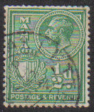 Malta Stamps SG 0194 1930 1/2 Penny - USED (e858)
