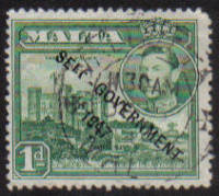 Malta Stamps SG 0236 1948 1 Penny - USED (e881)