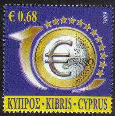 Cyprus Stamps SG 1183 2009 68c - MINT