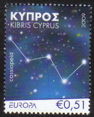 Cyprus Stamps SG 1188 2009 51c - MINT