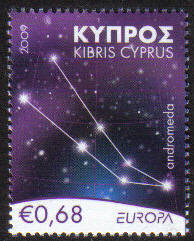 Cyprus Stamps SG 1189 2009 68c - MINT