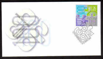 Cyprus Stamps SG 1184 2009 Centenary of the Cooperative movement in Cyprus - Official FDC