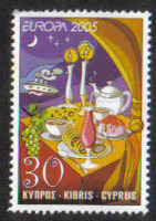 Cyprus Stamps SG 1097 2005 30c - Mint