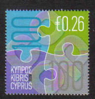 Cyprus Stamps SG 1184 2009 Centenary of the Cooperative Movement in Cyprus - MINT