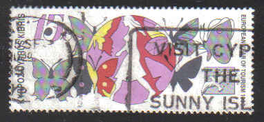 Cyprus Stamps SG 778 1990 15c - USED (b369)