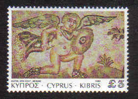CYPRUS STAMPS SG 770 1989 £3 - MINT
