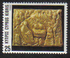 CYPRUS STAMPS SG 846 1993 25c - MINT