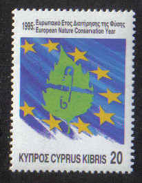 CYPRUS STAMPS SG 895 1995 20c - MINT