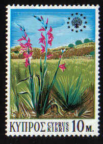 Cyprus Stamps SG 348 1970 10 Mils - MINT