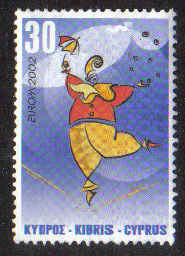 Cyprus Stamps SG 1030 2002 30c - MINT